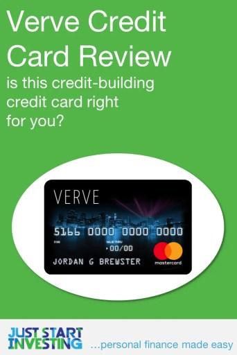 Verve Credit Card Review - Pinterest