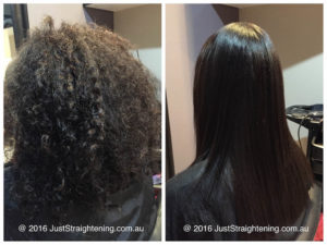 Permanent Japanese Hair Straightening Service In Perth WA