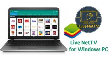 Live NetTV PC