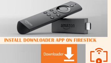 Downloader App for Firestick