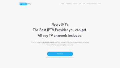 NecroIPTV Review