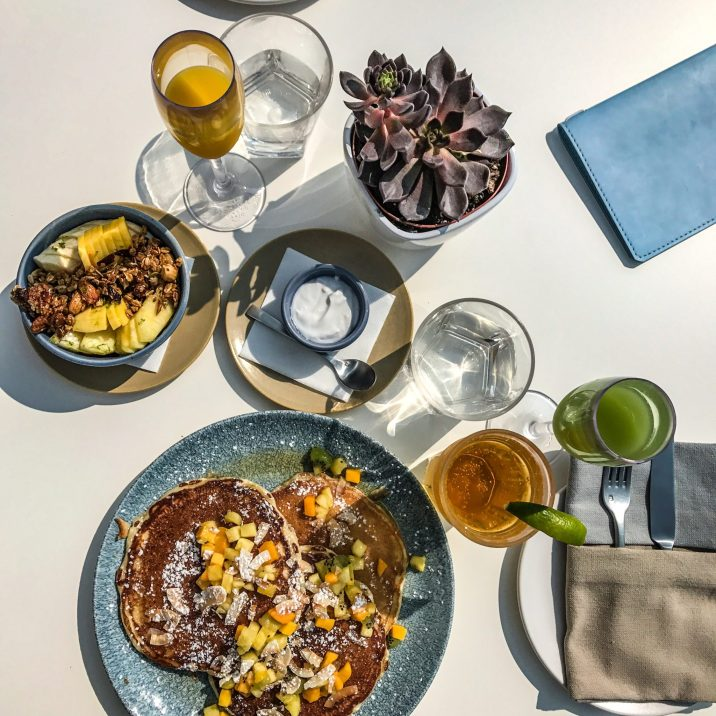 Brunch at Kost, Toronto's latest Rooftop Restaurant