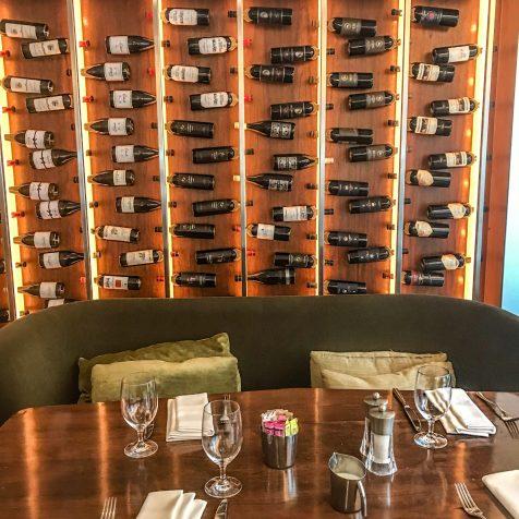 ATRIO Wine Bar & Restaurant: A Culinary Secret hidden inside CONRAD New York