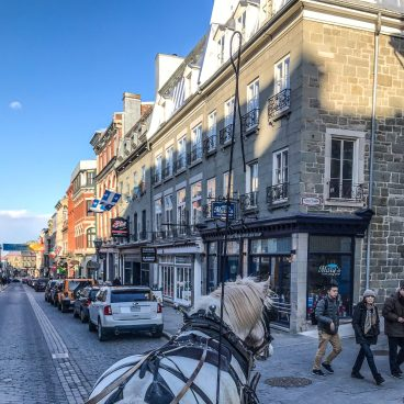 Blast from the Past: Taking a Calèche Ride through Historical Quebec City with Calèches Quebec