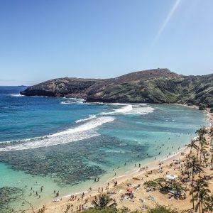 Hanama Bay - Oahu - Honolulu - Waikiki - Oahu
