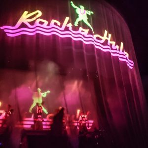 Rock-A-Hula - Honolulu - Waikiki - Hawaii - Dinner Show - Luau - Green Room Package