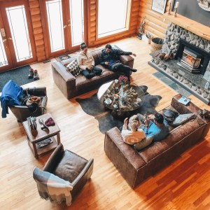 Cowichan River Lodge - Fly Fishing - BC - Canada - Vancouver Island - Villa Eyrie - Cowichan Tourism - British Columbia
