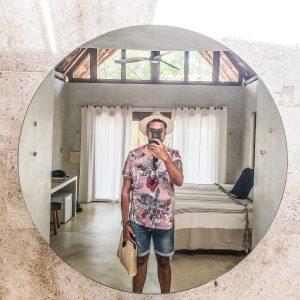 Acacia Jungle Bungalows Tulum - Mirror