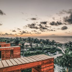 Chable Maroma Resort - Quintana Roo - Playa Del Carmen - Playa Maroma - Sunset