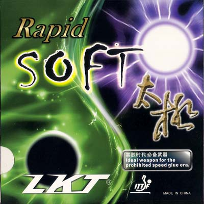 LKT Rapid Soft - Ideal weapon for the prohibited speed glue era