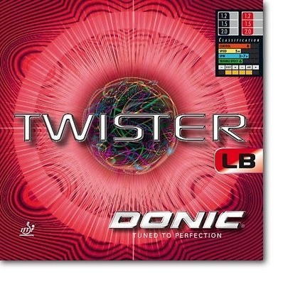 """Donic Twister LB """"Special Medium pips"""""""