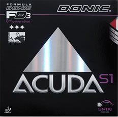 Donic Acuda S1 - 3rd Generation