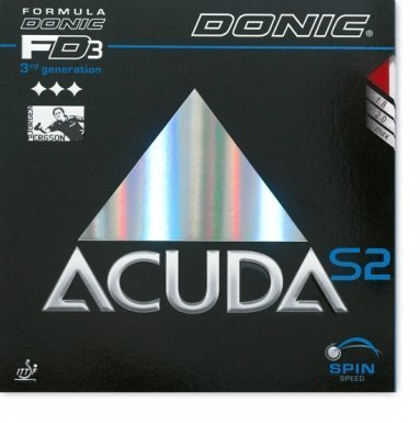 Donic Acuda S2 - 3rd Generation