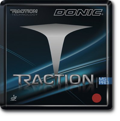 Donic Traction MS Pro - The SAT NAV for your bat......