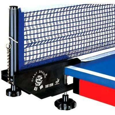 "ITTF Tournament, Net & Post Set ""Heavy Duty"" Screw Type 9819N"