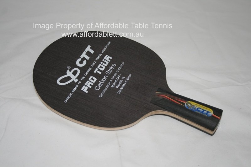 "CTT - PRO TOUR  Carbon Strike ""Chinese Penholder Version"""