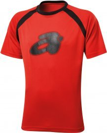 andro TABY Training Shirt Red/Black