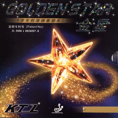 KTL Golden Star (Loop) - High Speed - Multi Layer Sponge Technol