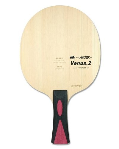 Yinhe Venus V-2, Supurb Blade with exceptional Finishing