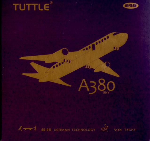 Tuttle A380 Sky  - German Technology - Non Tacky