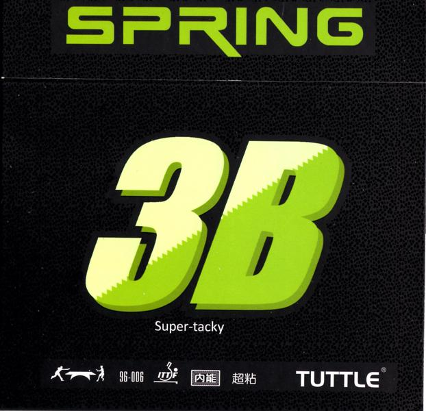 Tuttle Spring 3B  - Crystal Technology - Tacky Version