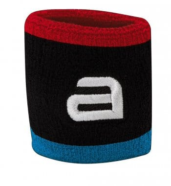 Andro Alpha Wrist Band - Sweat Absorbsion Multicolor