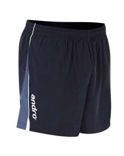 andro Table Tennis Shorts Asco - Nightblue/Grey