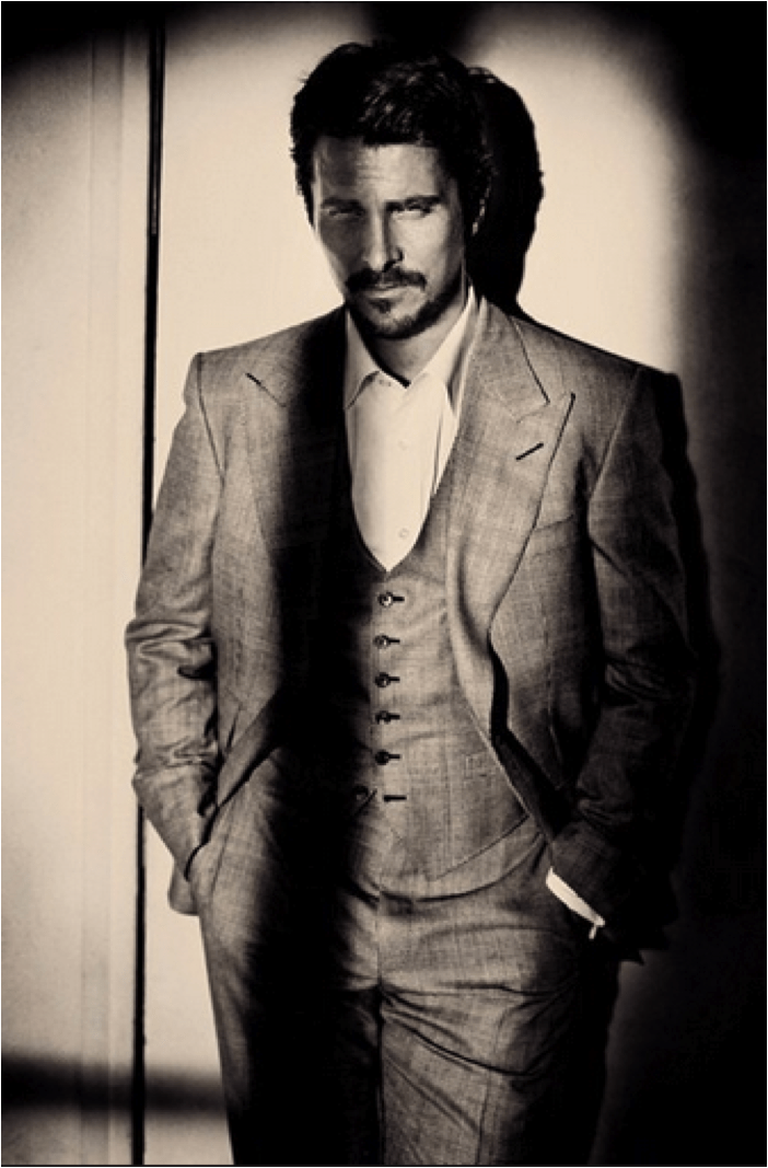 Christian Bale Photography Fashion