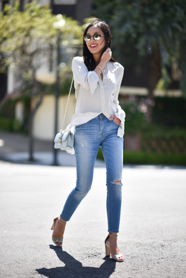 0be3e6828ea 59 Cute Spring Outfit Ideas To Try Right Now Just The Design