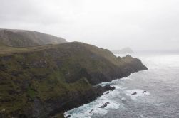 Cliffs off of Ring of Kerry