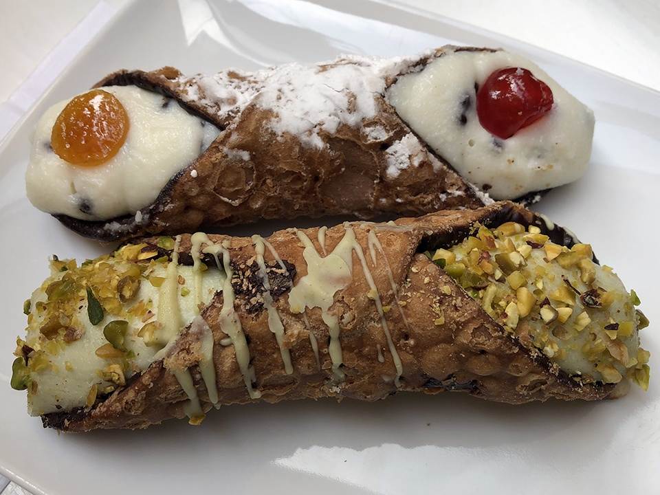 Delicious Cannoli, Sorrento