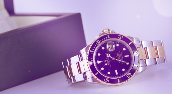 Loans borrow on / against watches - quickly, securely and discretely