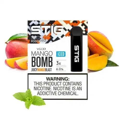 VGOD Mango Bomb