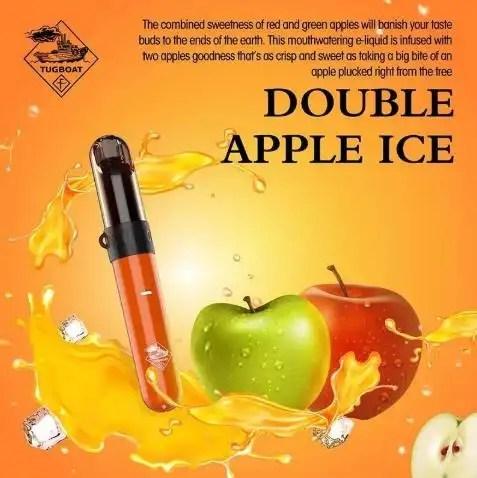 Tugboat Double Apple