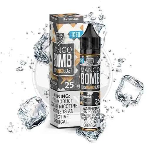 VGOD SALTNIC MANGO BOMB ICE 30ML
