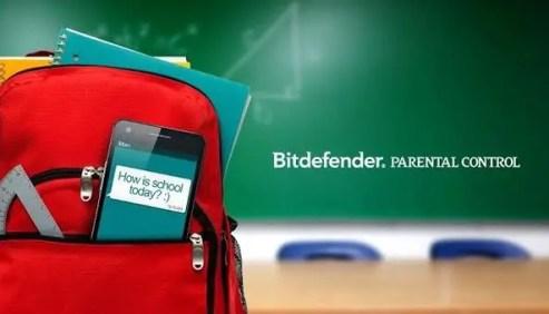 Bit Defender Parental Control
