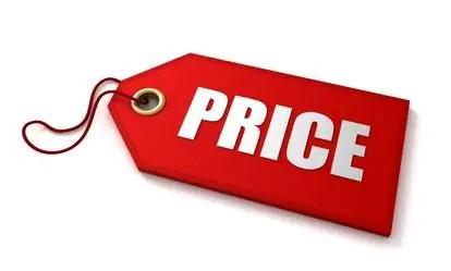 Link Price Calculator