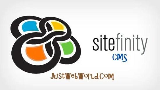 Sitefinity CMS