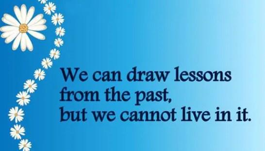 Past Lessons