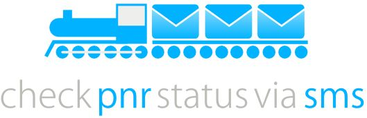 train pnr status through sms