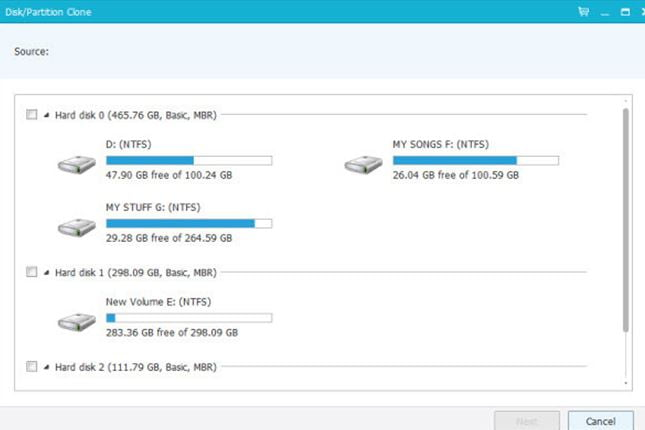 easeus disk partition backup