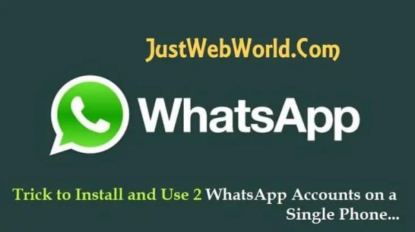 2 Whatsapp Account in One Phone   OGWhatsApp