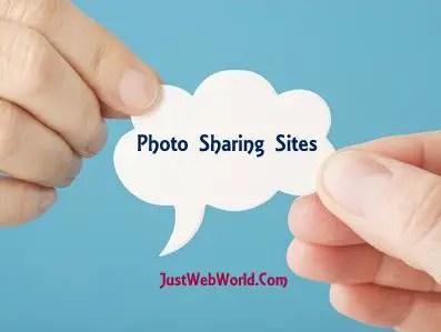 best free photo sharing sites list