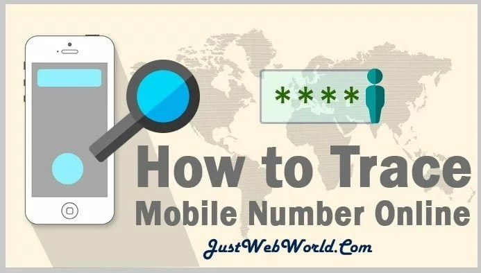 how can i trace a mobile