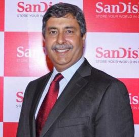 Sanjay Mehrotra – Sandisk