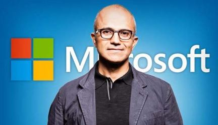 Satya Nadella – Microsoft