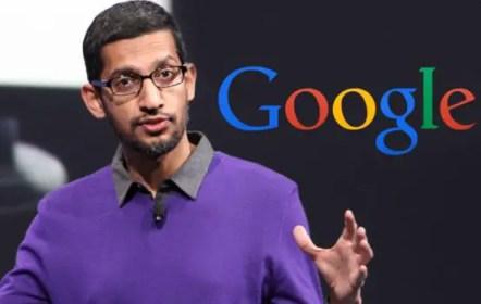 Sundar Pichai – Google