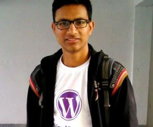 Just Web World - Harshil Barot