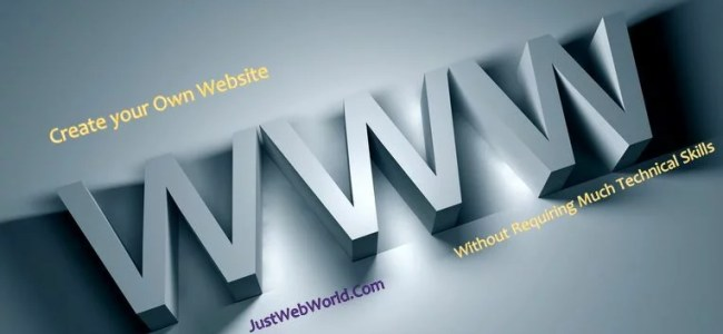 Create-your-Own-Website-Without-Requiring-Technical-Skills