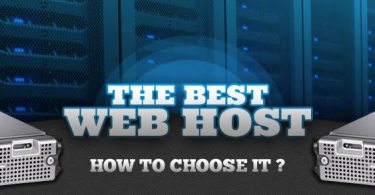 Choose a Web Hosting Service